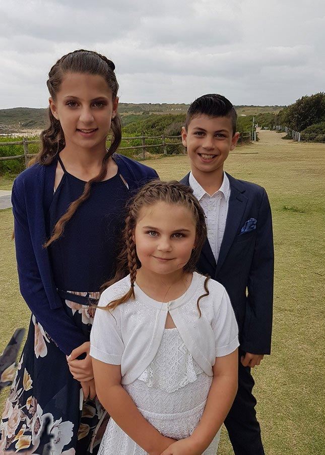 Alyssa, Aiden & Lydia - the names behind alydian